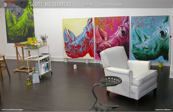 Website - Scott McDermott Designs